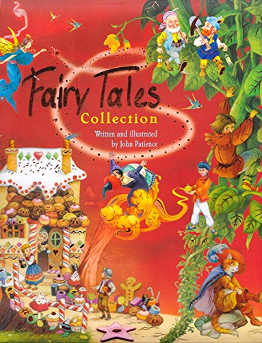 9780710522306: FAIRY TALES COLLECTION BY JOHN PATIENCE