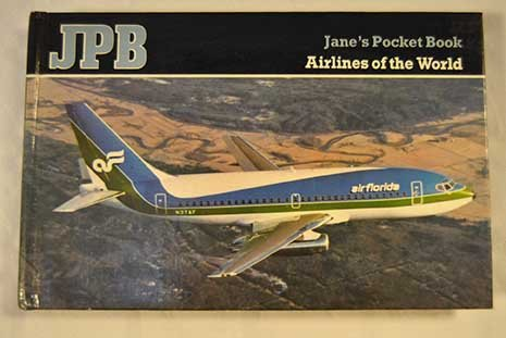 9780710600141: Jane's Pocket Book of Airlines of the World