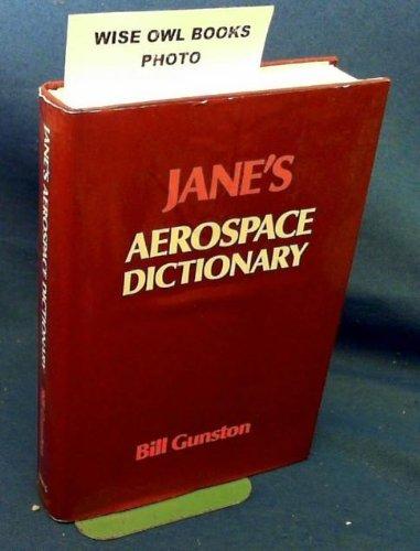 9780710600486: Jane's Aerospace Dictionary