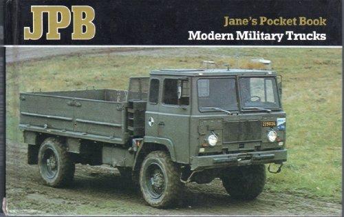 9780710600912: Jane's Pocket Book of Modern Military Trucks
