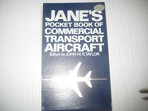9780710600936: Jane's Pocket Book of Commercial Transport Aircraft