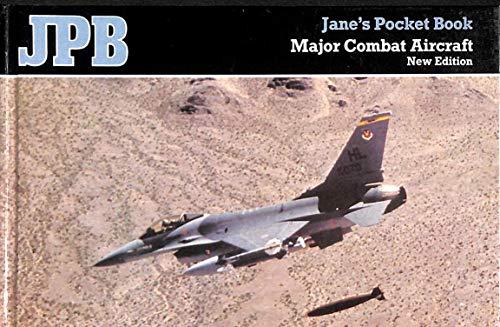 9780710601216: Jane's Pocket Book of Major Combat Aircraft