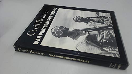 9780710601360: Cecil Beaton: War Photographs, 1939-45
