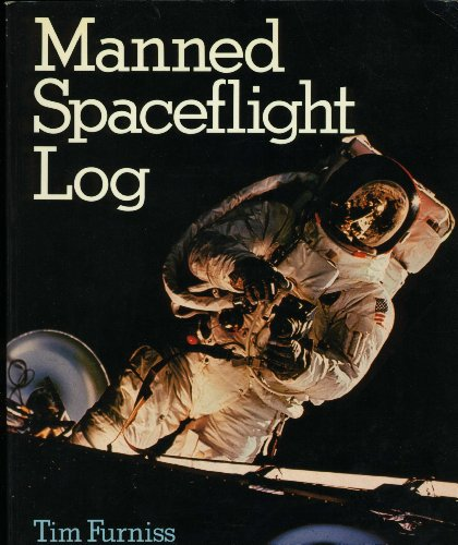 9780710601537: Manned Space Flight Log