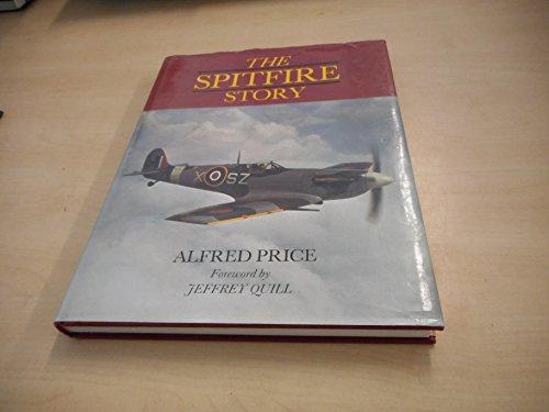 9780710601889: Spitfire Story