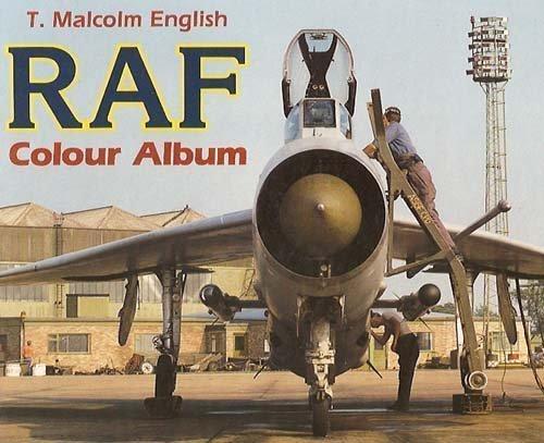 9780710602046: Raf Colour Album (Seo/Military Aircraft in Colour)