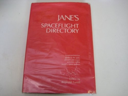9780710602084: Jane's Spaceflight Directory
