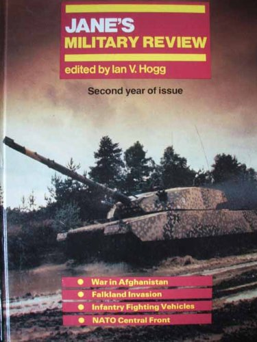 9780710602183: Jane's Military Review (Second Year of Issue)