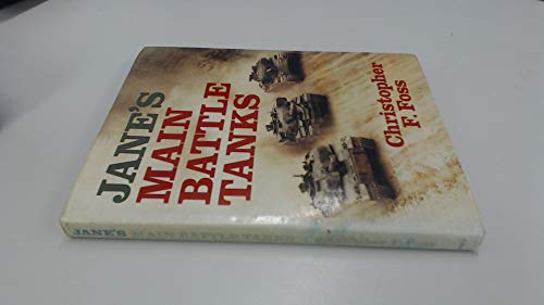 9780710602770: Jane's Main Battle Tanks