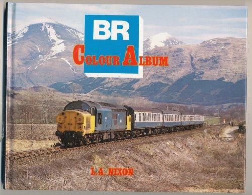 9780710602879: British Rail Colour Album
