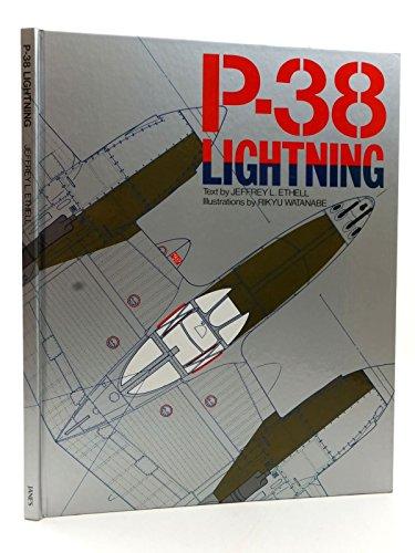 9780710602893: P-38 Lightning