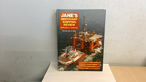 9780710603029: Jane's Merchant Shipping Review