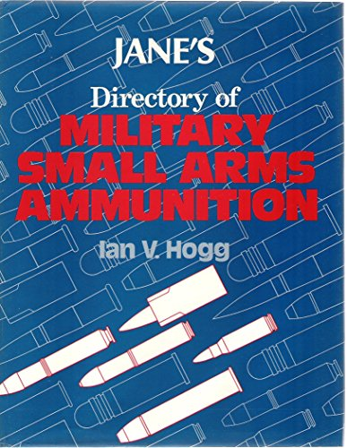 9780710603319: Jane's Directory of Military Small Arms and Ammunition 1985-86