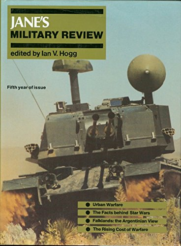 9780710603692: Jane's Military Review