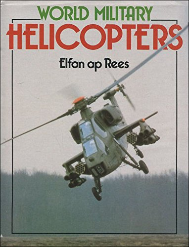 9780710603746: World Military Helicopters