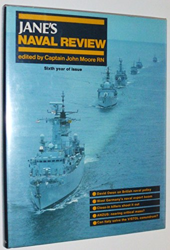 9780710604484: Jane's Naval Review