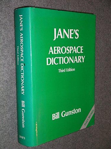 9780710605801: Jane's Aerospace Dictionary