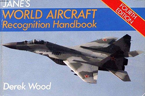 9780710605870: JANE'S WORLD AIRCRAFT RECOGNITION HANDBOOK