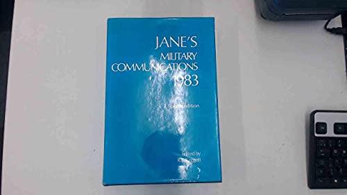 JANE'S MILITARY COMMUNICATIONS, Fourth Edition 1983: Jane's Staff