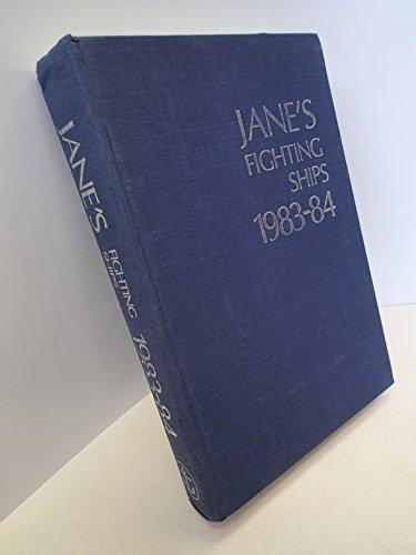 Jane's Fighting Ships, 1983-84: Moore, John, ed