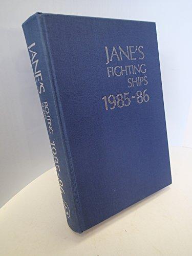 9780710608147: Jane's Fighting Ships 1985-86