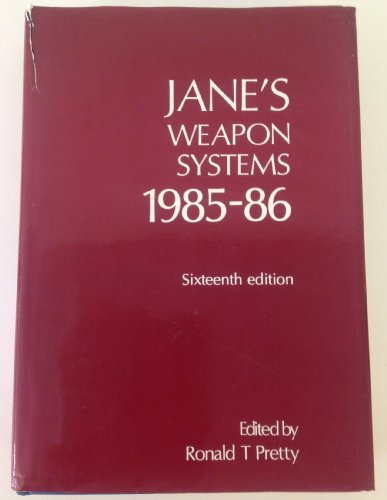 9780710608192: Jane's Weapon Systems- 1985-1986