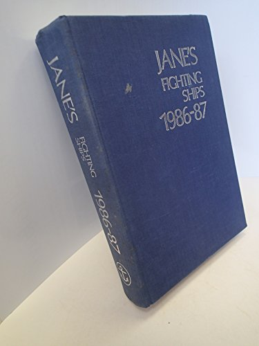 9780710608284: Janes Fighting Ships, 1986-87