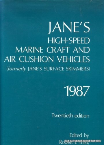 Jane's High Speed Marine Craft and Air