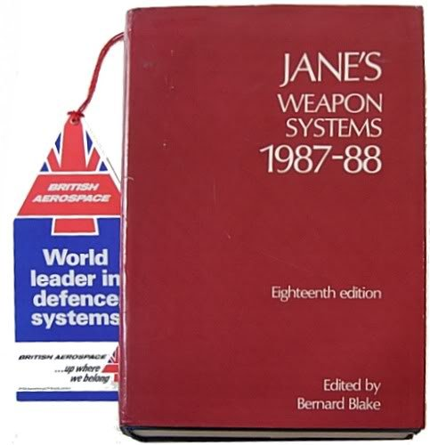 9780710608451: Jane's Weapon Systems 1987-88