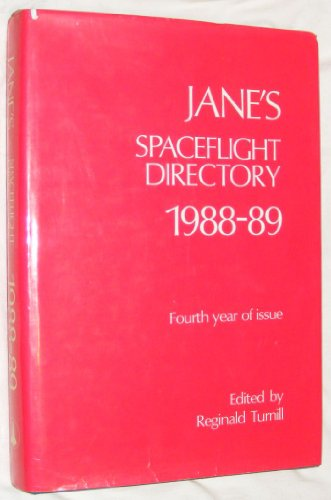 Jane's Spaceflight Directory, 1988-89 (Jane's Space Directory)