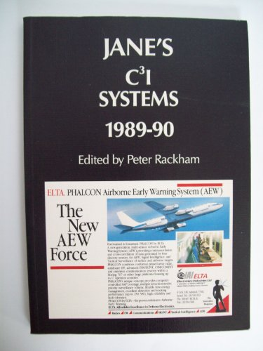 JANE'S C3I SYSTEMS. 1989-90