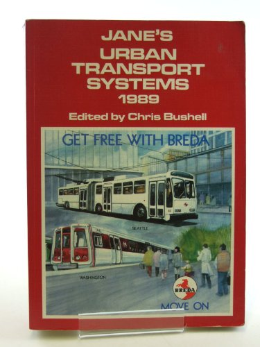 9780710608819: Jane's Urban Transport Systems 1989