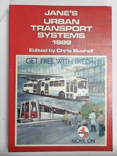 9780710608819: Jane's Urban Transport Systems