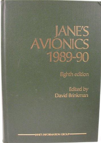 9780710608871: Jane's Avionics 1989-90