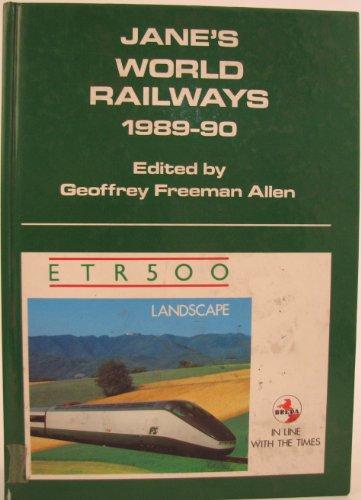 Jane's World Railways, 1989-90: Geoffry Freeman Allen