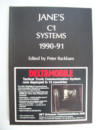 9780710609144: Jane's C3I Systems 1990-91