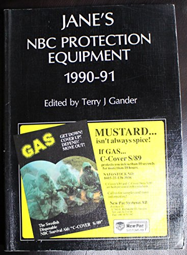9780710609175: Jane's Nuclear, Biological and Chemical Protection Equipment 1990-91