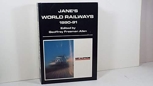 Jane's World Railways 1990-91: Allen, G F