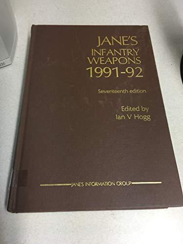 Jane's Infantry Weapons: Seventeenth Edition: Hogg, Ian V.--Editior