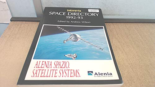 Interavia Space Directory, 1992-93 (Jane's Space Systems