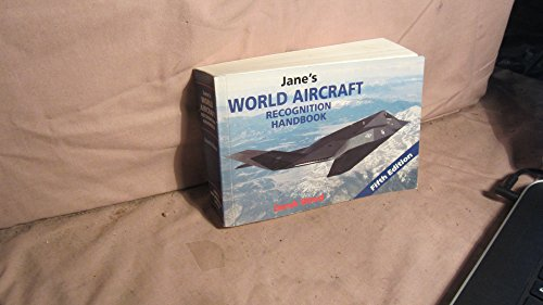 9780710610423: Jane's World Aircraft Recognition Handbook