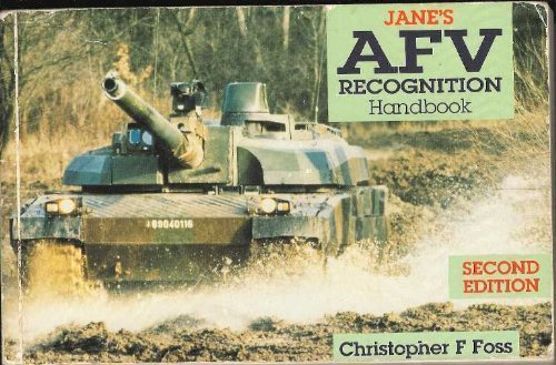 9780710610430: Jane's AFV Recognition Handbook