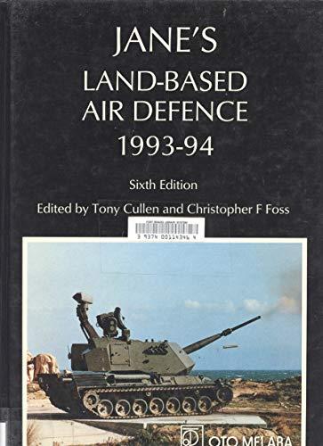 9780710610621: Janes Land-Based Air Defence (Jane's Land-Based Air Defense)