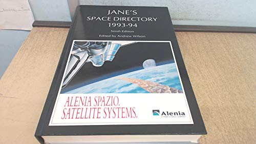 Jane's Space Directory 1993-94: Wilson, A (Ed)