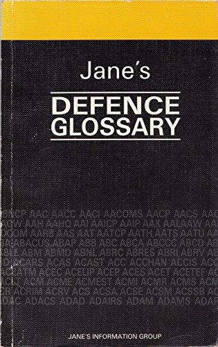 Jane's Defence Glossary: Kay, Ian and