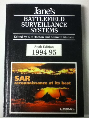 9780710611475: Jane's Battlefield Surveillance Systems, 1994-95 (Janes Electro-Optics Systems)
