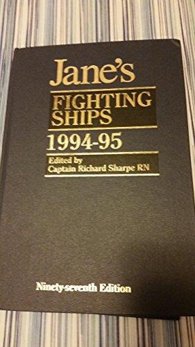 9780710611611: Jane's Fighting Ships, 1994-95