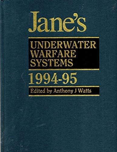 9780710611659: Jane's Underwater Warfare Systems 1994-95