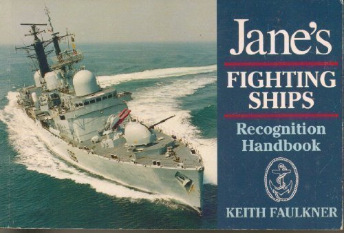 9780710612236: Jane's Fighting Ships Recognition Handbook
