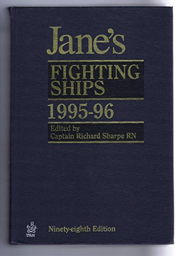 9780710612540: Jane's Fighting Ships 1995-96